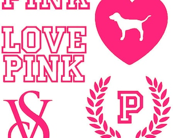 Download Victoria secret pink   Etsy