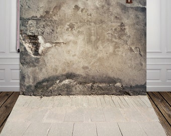Cement Brick wall Backdrop,Photography vinyl background photo prop XT-2348