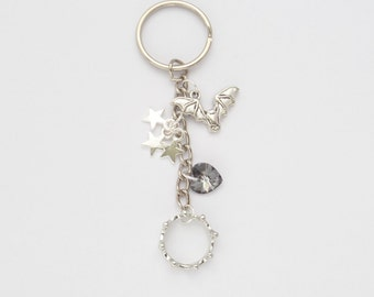 Rhysand A Court of Mist and Fury Key Rings