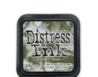 Tim Holtz Distress Ink-Forest Moss
