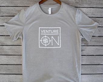 Venture On - Women's T-Shirt