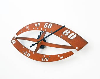 Sweep, Rustic Thermometer, Fahrenheit, Outdoor Metal Art, Indoor Wall, Patio, Round, Garden, Kitchen, Room, Analog, Retro, Scale, Industrial