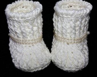 Elegant Baby Boots