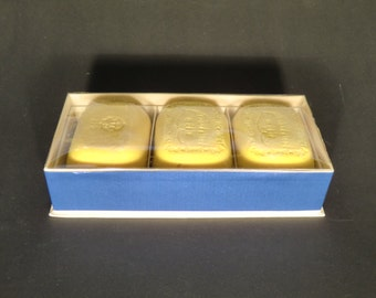 Czechoslovakia STZ Setuza Lavender Soaps Set