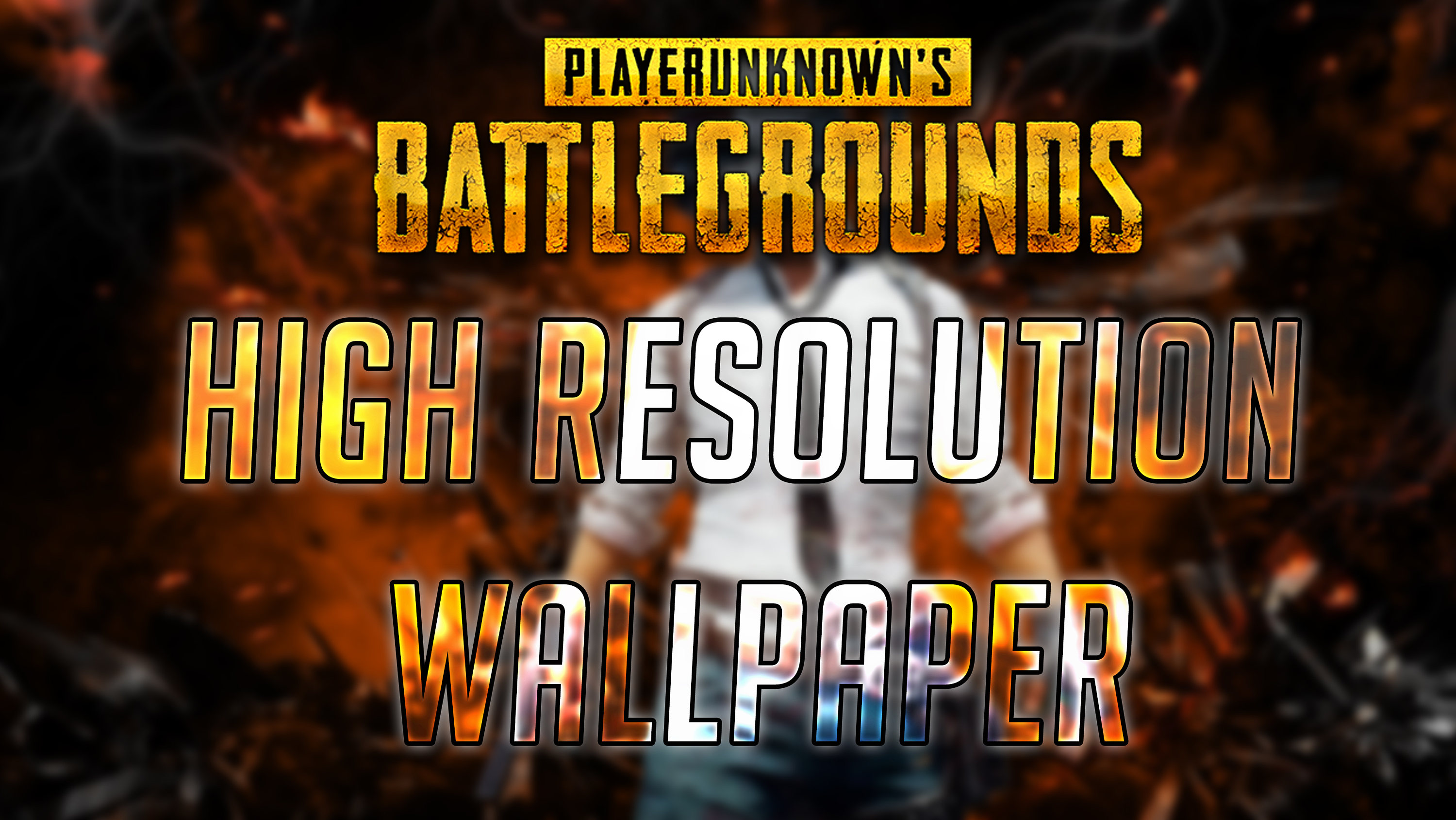 No Pubg Wallpaper: 4K HD PUBG Wallpaper Player Unknowns Battle Grounds Gaming