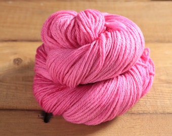 Worsted Weight Merino Yarn - Gumdrop - Woolsome