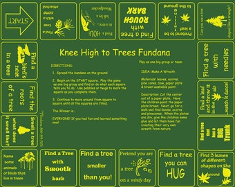 TREES!!!! Scavenger hunt game about trees for kids 3-6. Great for small kids, daisy scouts. An easy, fun introduction to trees!