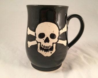 Skull and Bones Mug