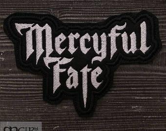 Patch Mercyful Fate Heavy metal black metal logo band