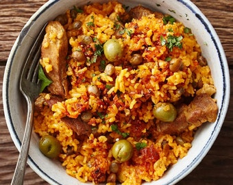 Gorda Eats: A Puerto Rican Cookbook // Gifts under 10 ten dollars // Puerto Rican Gifts // Latin Cooking