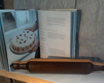 Rolling Pin from Larch and Walnut