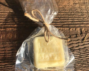 Organic Lavender and Coconut Lotion Bar