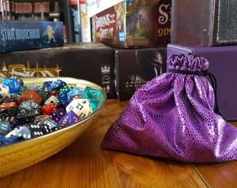 Voidlord Dice bag