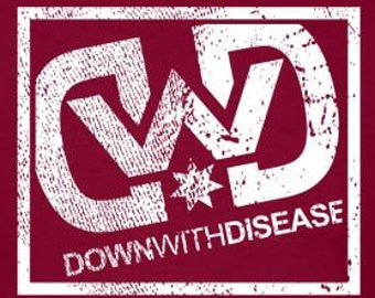 Phish Down With Disease DC Lot Shirt | Men's