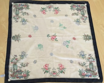 Vintage St. Michael Polyester Scarf