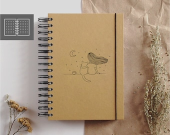 daily planner 2018 2019 | day planner 2018-2019 | diary planner | year planner | 2018-2019 planner | 2018 2019 planner | bullet journal