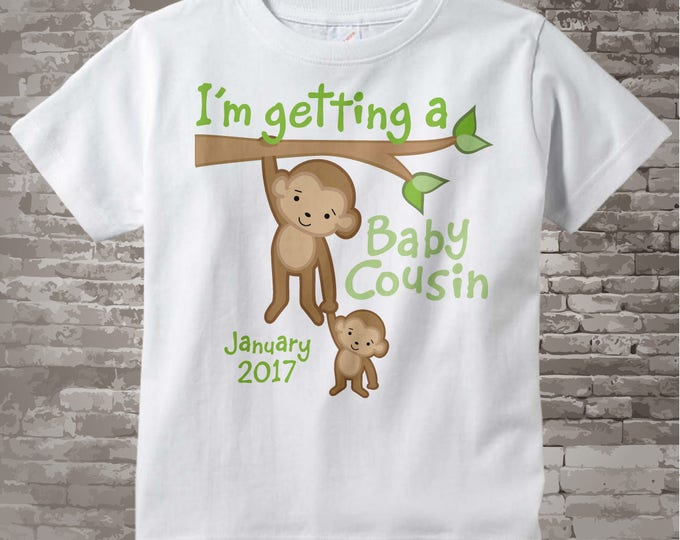 I'm getting a Baby Cousin Neutral Tee Shirt or Onesie with Due Date of Baby Cousin 09182012a