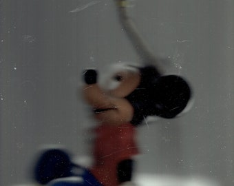 a mickey mouse  child's lamp