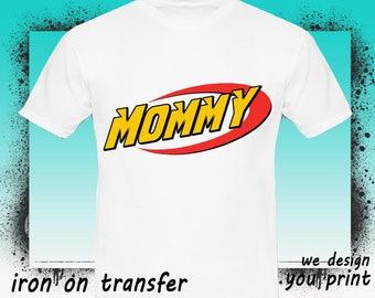 Mommy, Nerf Iron On Transfer, Nerf Birthday Shirt, Nerf Transfer, Nerf Shirt