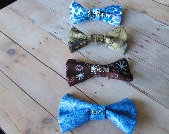 Baby Boy Bow Ties...Phography Props...Newborn Bow Tie Props..