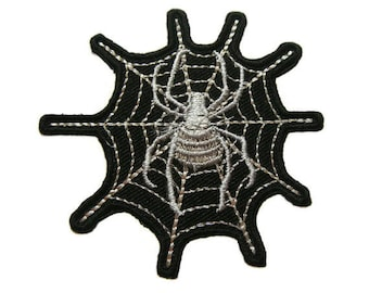 spiders and web patch