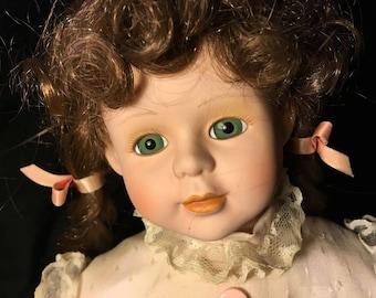 Haunted Doll - Aleta - Historical Interests