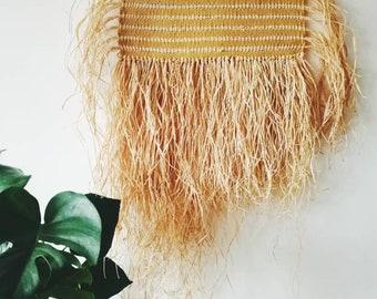 Woven tapestry |Weaving| Modern woven wallhanging| Woven wallhanging| Fibre art| Wall decor| Home| Home decor