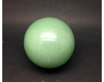 Aventurini green Sphere - 45mm  SP03