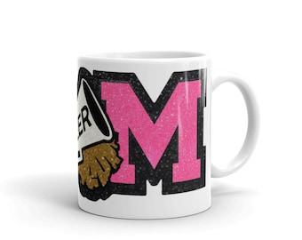 CHEER MOM GOLD Mug