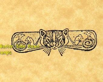 Badger Rubber Stamp
