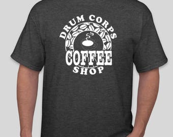 1st Official DCI Coffee Shop T-Shirt