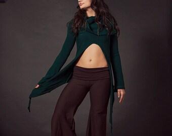 Luana Pants, Flare Pants, Bell Pants, Yoga Pants, Dance Pants, Lounge Pants, Yoga Wear, Hoop Pants, Palazzo Pants, Bamboo Clothing