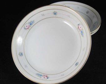 Nippon Japan Meito China Fruit/Dessert Bowls(3)MEI208