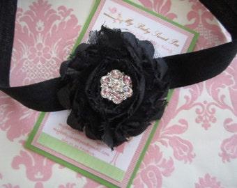 baby headbands - infant headbands - flower headbands - girl headbands