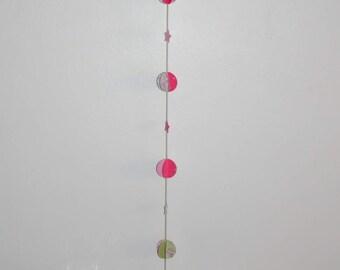 Paper Garland balls