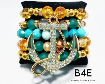 Mermaid Bracelet Set