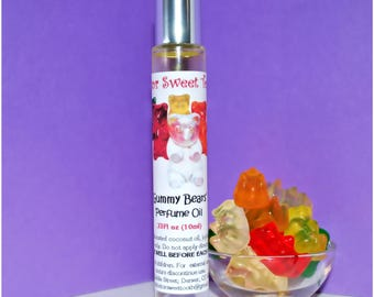 Gummy Bears Perfume Oil Roll-On