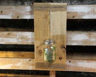 Mason Jar Lanterns, Mason Jar Lights, Wall Sconces