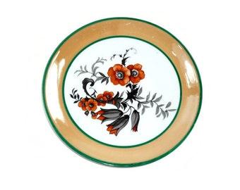 Vintage Decorative Plate Germany 286