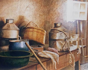 "Julio Montesinos ""Jugs and Baskets"""