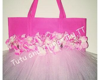 Custom Tutu Tote Bag