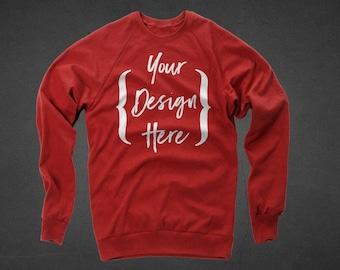 Custom Sweater, Personalize Sweatshirt,  Branding Sweater, Men Sweater, Women Sweater