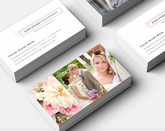 Photography Business Card Template - SOHO Studio - 1369