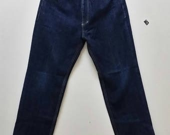 Amazing!!! Japanese Brand!!! Like New!!! Double Steal Jeans. Low Price