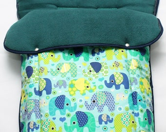"Buggy footmuff for ""Joie """