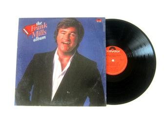 The Frank Mills Vinyl Record Album 12 Inch LP Vintage Music Polydor Record Album