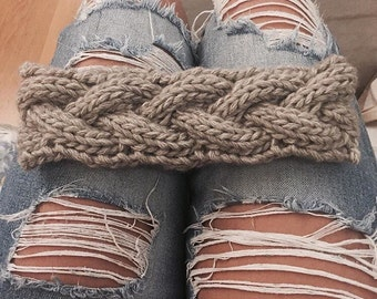 Wool Braid headband