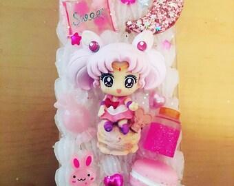 Sailor Moon Custom Decoden Phone Case