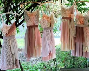 Individual Deposits for Jillian Still's Custom Bridesmaids Dresses