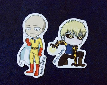 One-Punch Man-Chibipegatinas